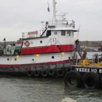 Harbor and Tug